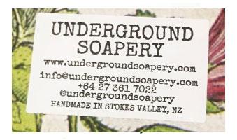 Underground Soapery